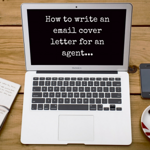 how to write a letter to an agent