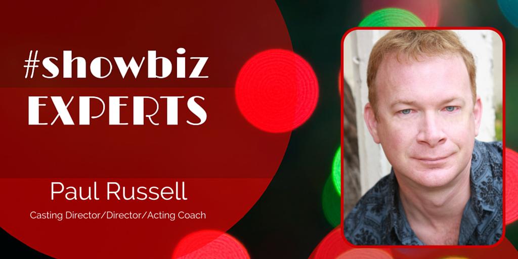 Paul Russell Showbiz Experts