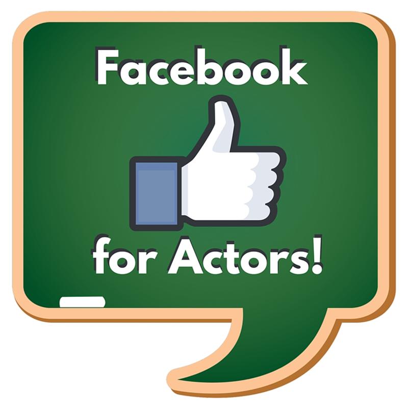 Facebook for Actors