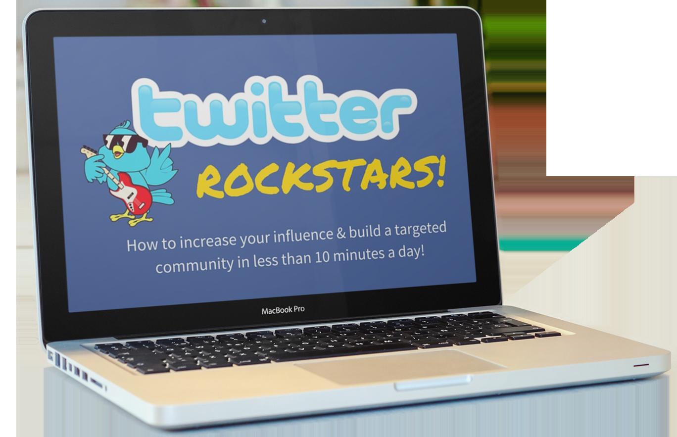 Twitter Rockstars