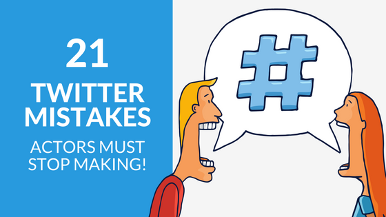 21 Twitter Mistakes