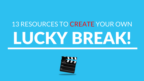 13 Resources to create your own luck