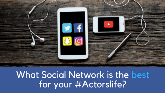 what-social-network-is-best-for-your-acting-career