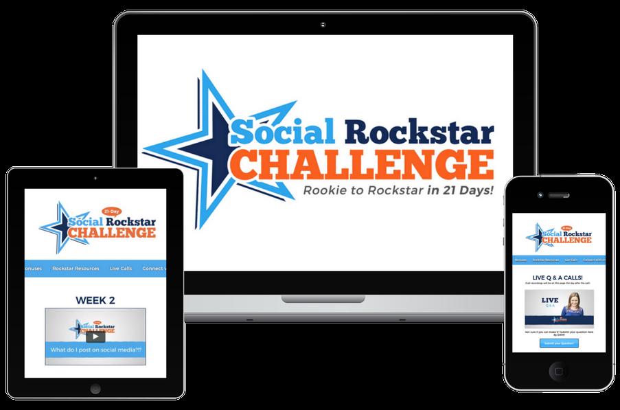 Social Rockstar Challenge