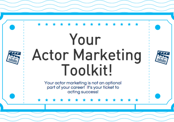 Your-Actor-Marketing-Toolkit