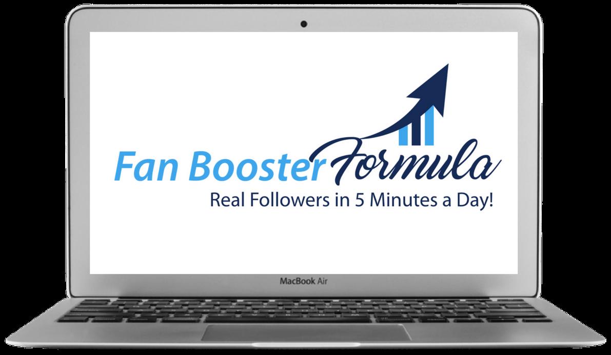 Fan Booster Formula