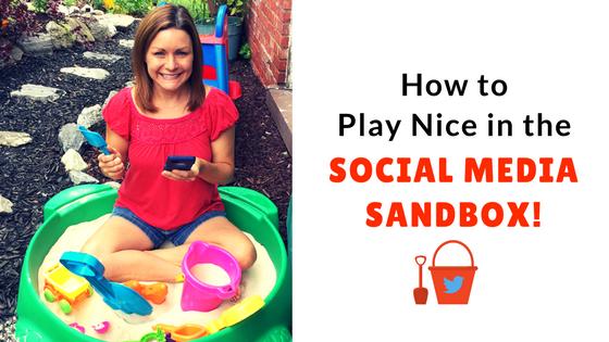 social media sandbox