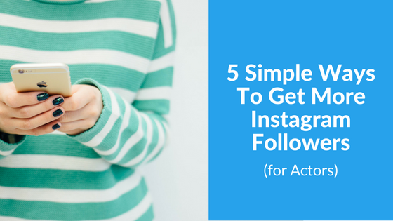 5 simple ways to get more instagram followers