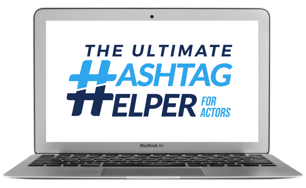 hashtags for actors