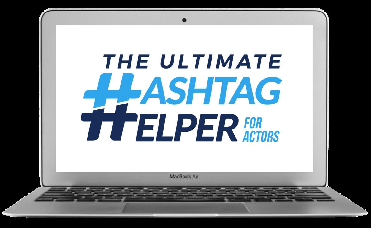 hashtags for actors
