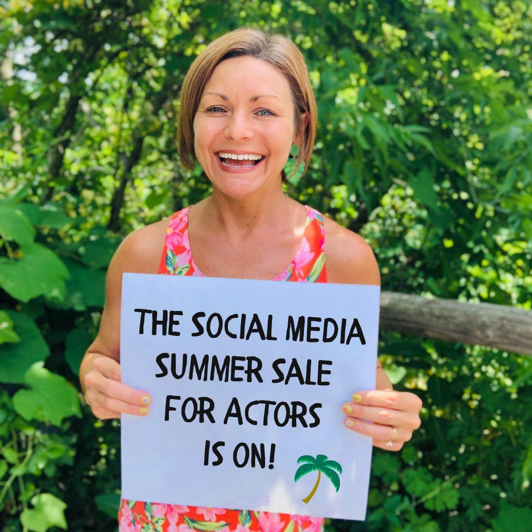 Heidi Dean social media for actors